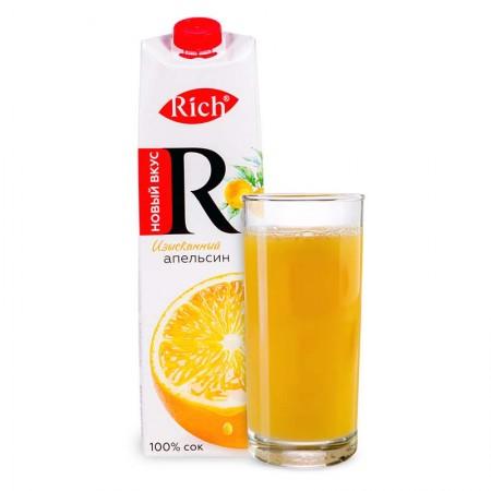 Сок «Rich» (апельсиновый)